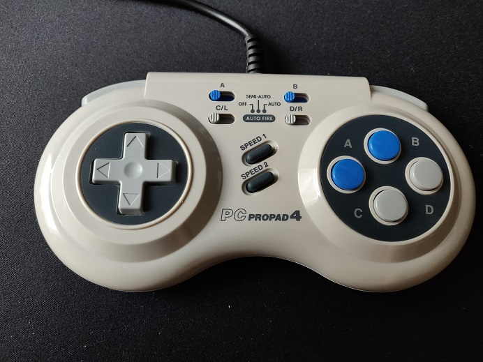 Gamepad Treiber