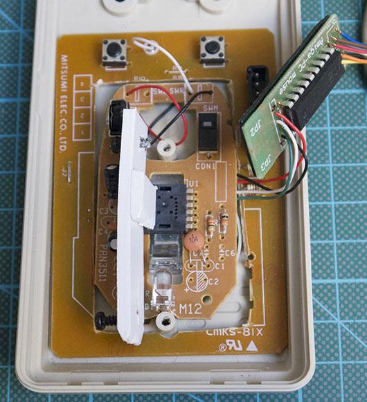 Amiga Tankmaus Zur Lasermaus Verschiedenes Circuit Board