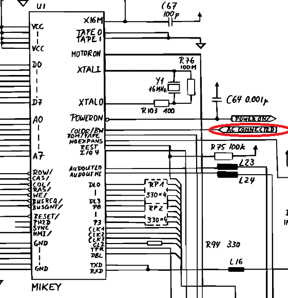 srdwa & Donking2000 Atari Lynx 1/2 Spannungsregler Umbau (+ SMD ...