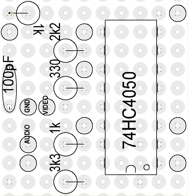 donkings atari 2600  4 und 6 schalter  av video umbau