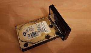 PS2 Fat mit 2 TB SATA-Festplatte betreiben und FHDB