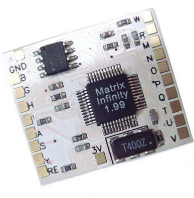 Matrix Infinity PS2 Chip - Sony - Circuit-Board