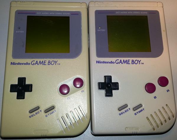 Gameboy Classic Reinigen Nintendo Circuit Board