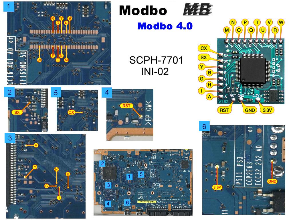 Modbo 5 0 In Ps2 Scph 77004 Einbau - Hilfe - Probleme Bei Mods  U0026 Technik