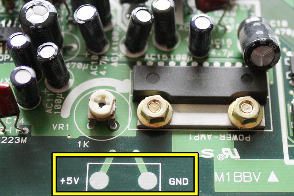 Neo Geo MVS Stereo & RGB Mod - Arcade - Circuit-Board